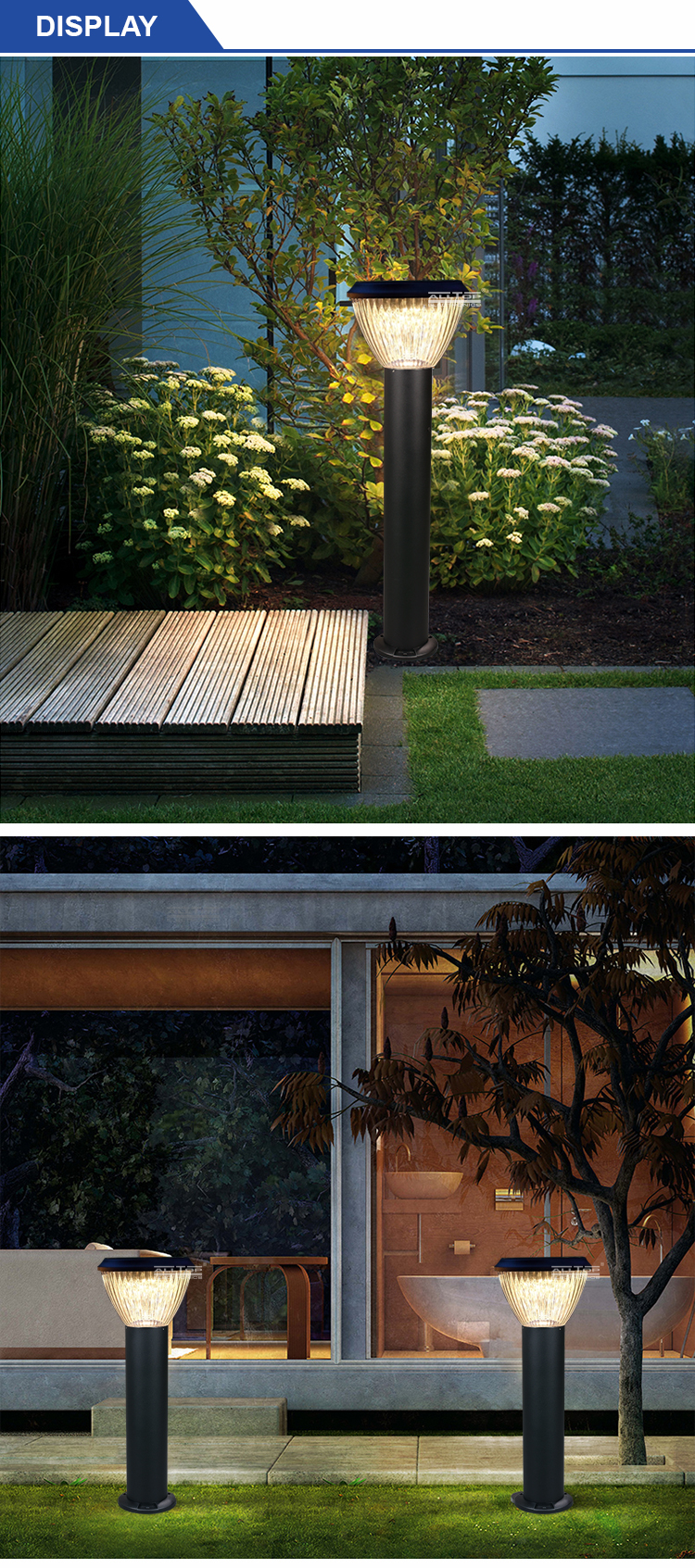 ALLTOP best solar lawn lights-9