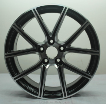 Hot Gun Grey Car Alloy Wheel For Rims Best Price