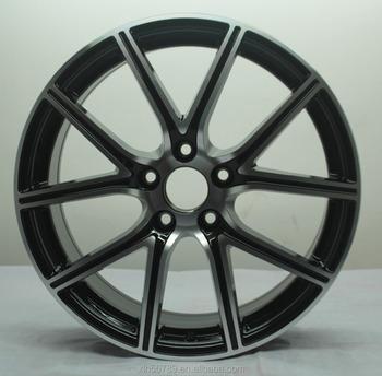Hot Gun Grey Car Alloy Wheel For Rims Best Price