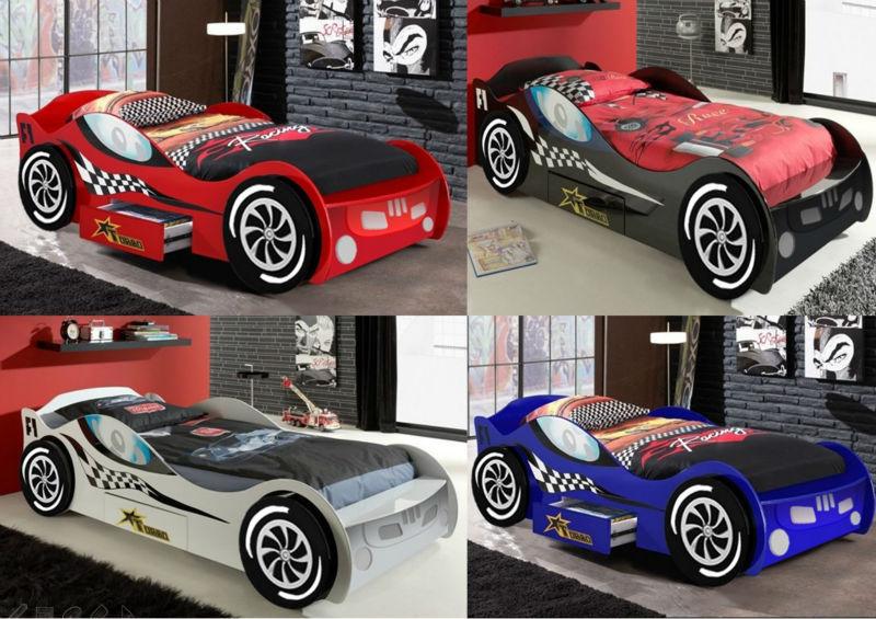 factory price car shape pet bed kids cars bunk beds kids race car bed