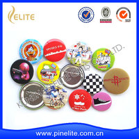 new personalized tin button badge pin,magnetic button badge for promotional