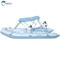 cheap 5.8m Inflatable Rib Boat with Ce certificate price
