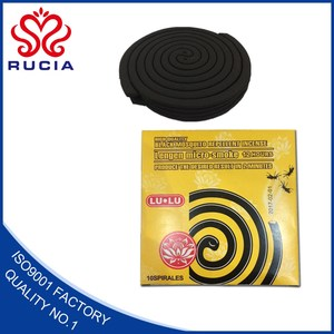 Kingcat Black Mosquito Coils Mosquito Repellent Incense Micro Smoke Insect Killer Pest Killer Coils Manufacturer