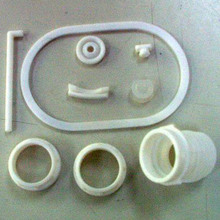custom medical silicon product molding/ OEM medical rubber parts