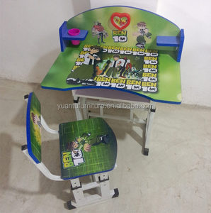 D-157 baby desk and chair with high quality and low price