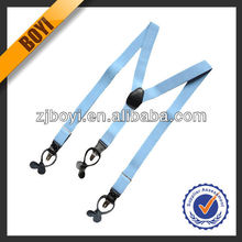 Fashion Elastic Cheap Men's Suspenders Wholesale