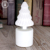Ceramic christmas tree shape porcelain ceramic with cotton string Diffuser