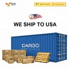 sea freight shipping rates/service from china to usa/canada