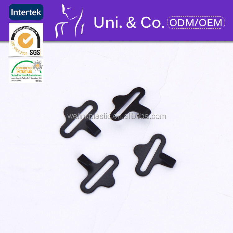 Good Quality garment accessories bow tie adjuster ,bow tie buckle ,bow tie hooks