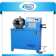 CE 2'' inches muti-functional Versatile combo crimping and skiving hydraulic hose crimping machine