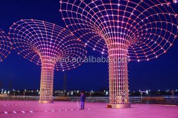 Geleid Pixel Lichte Carnaval Kermisattracties Kermissen Kermis Lamp ...