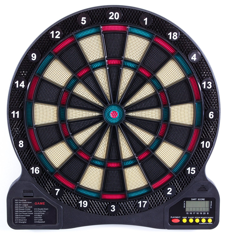 Arachnid DarTronic 100 Soft-Tip Dart Game