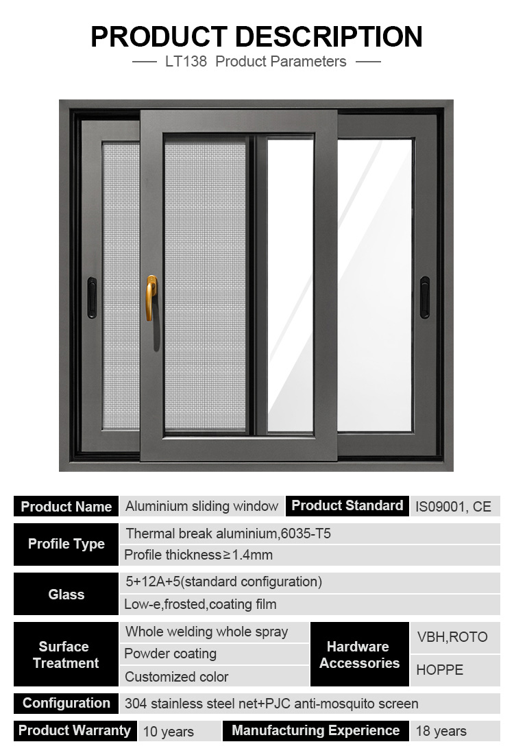 Eco Friendly Double Glazed Aluminium Sliding Windows Price List Buy Eco Friendly Aluminium Sliding Windows Price List Double Glazed Sliding Windows Product On Alibaba Com