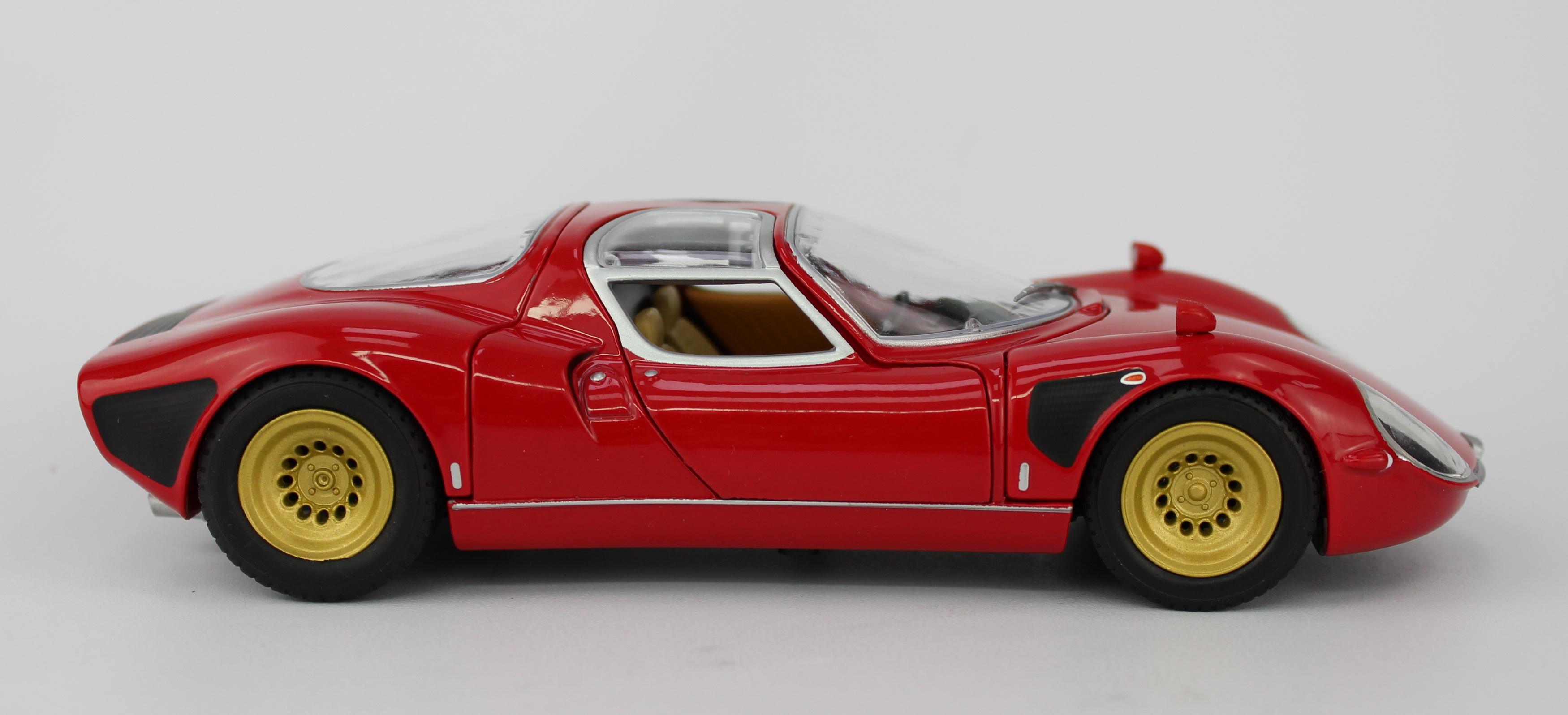 Zinc Model Car Alfa Romeo Stradale Buy Zinc Model CarZinc - Alfa romeo model
