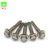 12-24 x1-1/4'' Hex Washer Head Self Drilling Screw TEK 5 w/ Neo Washer Zinc Plated