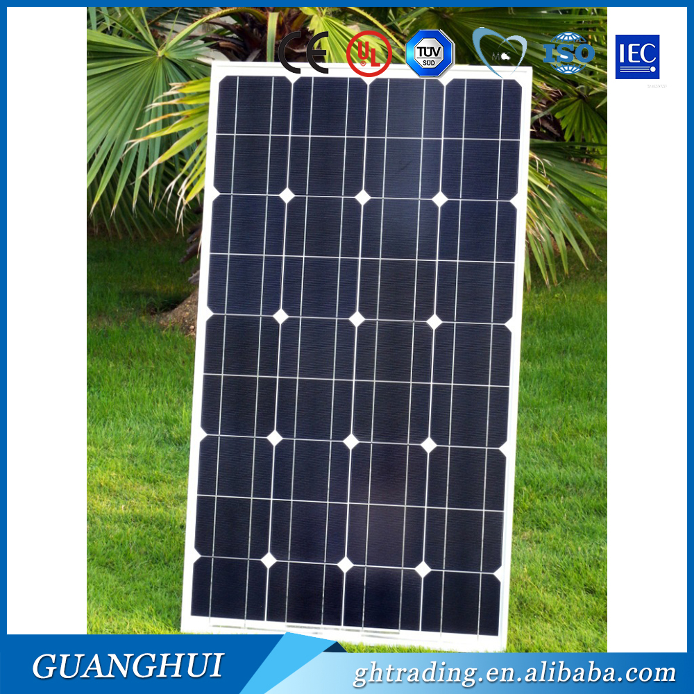 4BB paineis solares Protabe 18V 150w mono photovoltaic solar module panel for home use