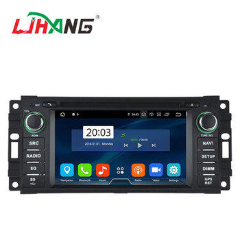 Made in China android 9.0 4 + 32g 8-core auto radio stereo del veicolo per dodge CARAVAN con dvr