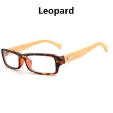 HDCRAFTER винтажные оправы для очков квадратная бамбуковая оправа для очков для мужчин и женщин Оптические очки с деревянными дужками оправа с ...(Китай)