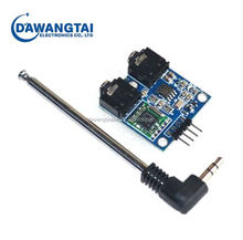 TEA5767 FM Stereo Radio Module With Antenna 76-108MHZ For Arduin o
