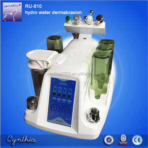 Clinically Proven Vacuum Facial Beauty Machine Dermabrasion Facial Pore Cleanser Machine Cynthia RU 810