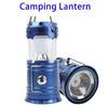 Factory Price Rechargeable LED Camping Lantern, Emergency Solar Lantern