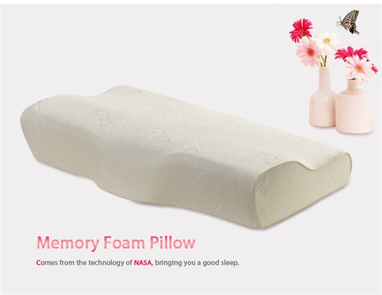 high quality primark bamboo memory foam pillow