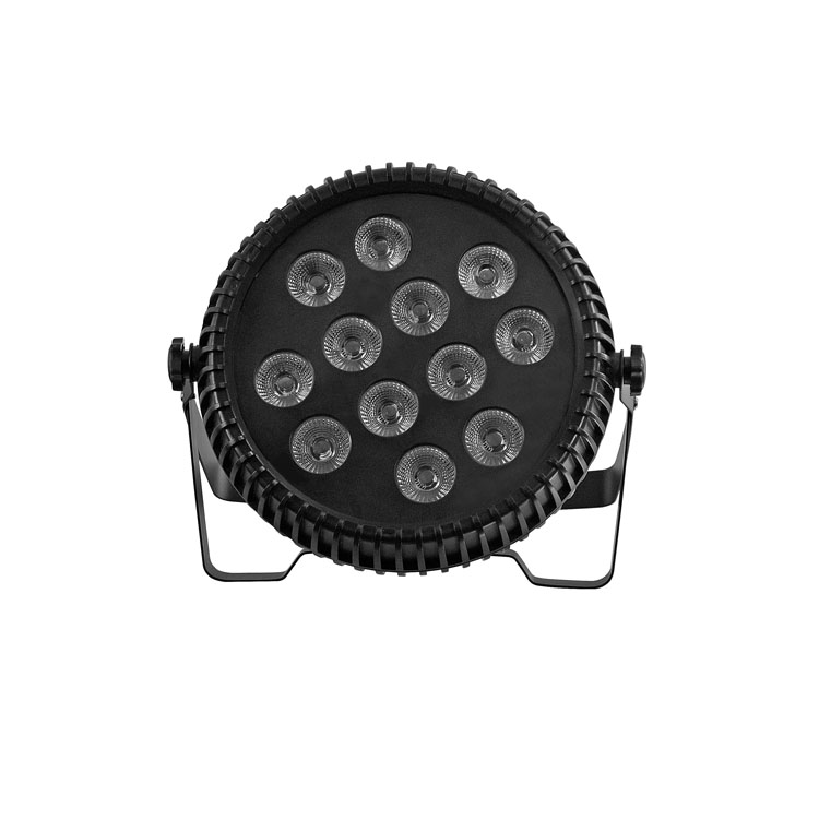 Stage Light 80W 12PCS RGBW 6IN1 LED Par Light