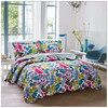 Wholesale home goods velvet bedspreads