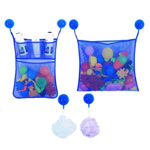 Hanging Mesh Toy Organizer /Bath /Space Saving / In Stock for Amazon