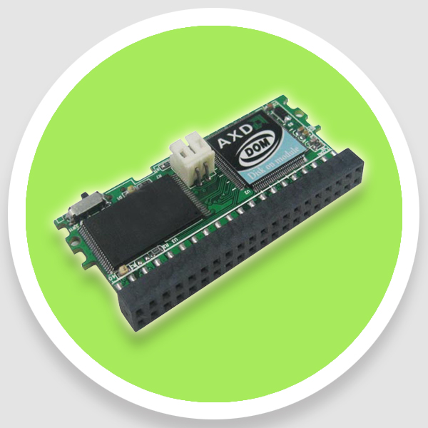 disk on module 40pin 2GB write switch for Robotics Applications