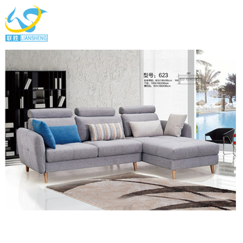 Fabric Sofa Clical Italian Brands