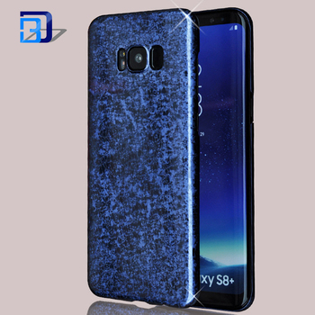 cheap for discount 8f519 bc88b Colorful Marble Pattern Mobile Phone Case Pc Electroplated Plating Frame  Shell For Samsung Galaxy S8 - Buy Marble Pattern Plating Frame,Moblie Phone  ...