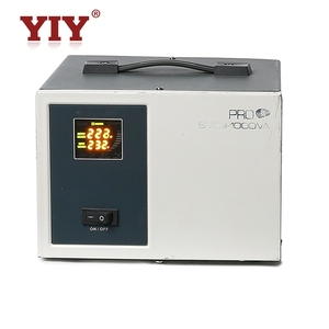 SVC 500VA Output 110v 220v Auto Voltage Stabilizer / Voltage Regulator for home