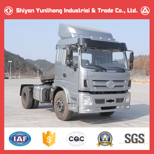 375HP 30T Towing Capacity Trailer Head Price/4x2 6 Tires 30 Ton Tractor Truck Sale For Myanmar