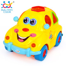 Huile Toys Cute Interesting Child Toy Cartoon Car