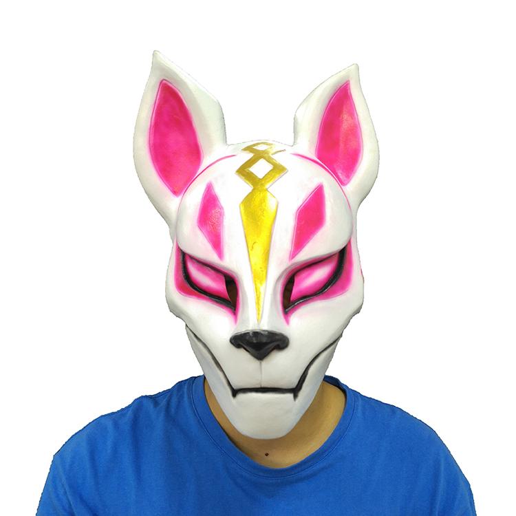 Fortnite Drift Mask Diy Patterns Fortnite Cosplay Drift Bunny