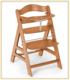 2014 chinese hot sale and new style wood folding dinning baby chair for restaurant