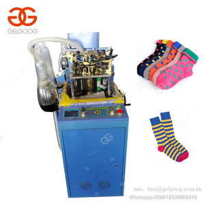 Hot Sale Industrial Manufacturing Making Cotton Sock Knitting Machinery Socks Machine Price