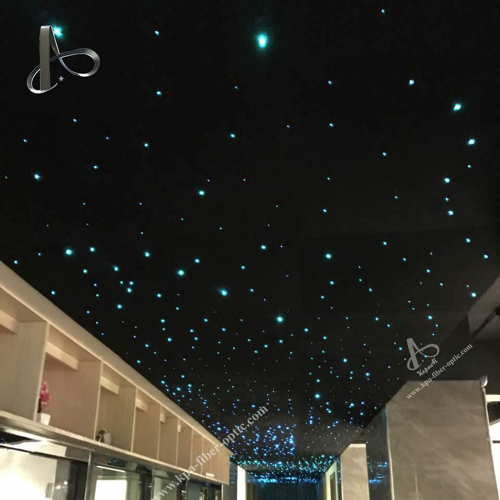Acoustic Panel Fiber Optic Star Ceiling