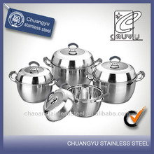 stainless steel induction kitchen craft cookware