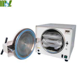 MSLPSH03 Factory Price Class N Portable dental autoclave sterilizer, 18L Dental Autoclave for sale