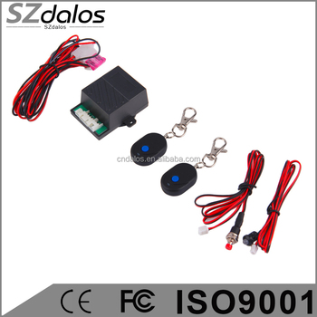 Shenzhen DALOS 433.92 Genius immobilizer for south America market, Car Paralyzer