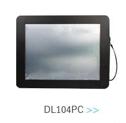 10.4 inch touch panel all in one desktop pc