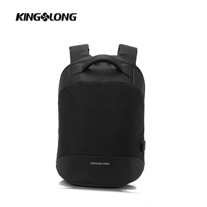 KINGSLONG best selling backpack men waterproof smart anti-theft backpack USB charging port laptop school backpack
