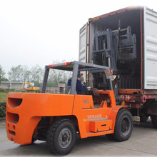 FD80 8T Container Diesel Forklift Truck enviromental protection