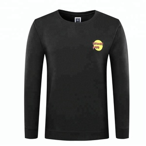 Custom design logo sublimation print long sleeve t shirt