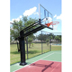 Best height adjustable inground basketball hoop