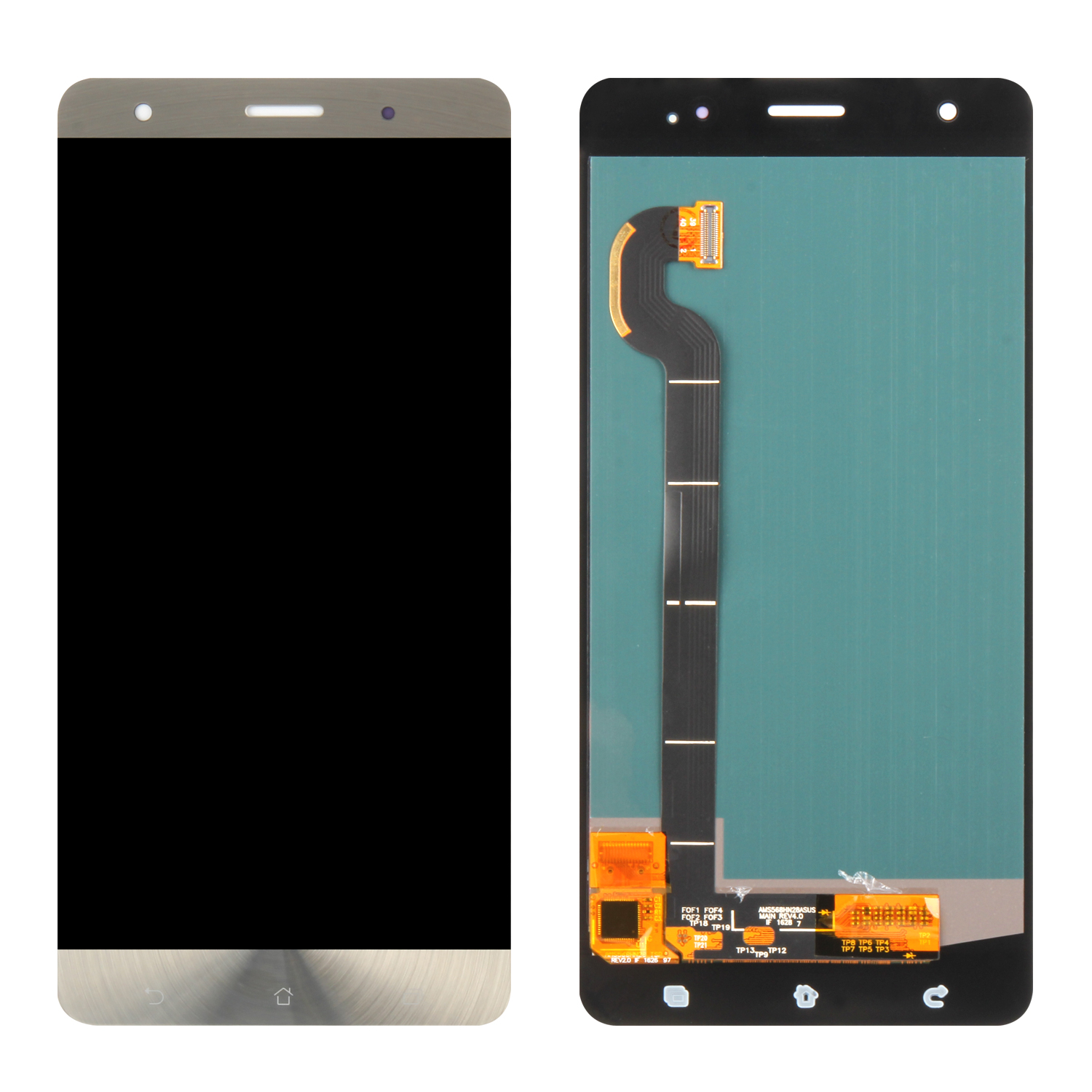 Wholesale 5.7 <strong>LCD</strong> For ASUS Zenfone 3 Deluxe ZS570KL Z016D Full Display Touch Screen Digitizer For ASUS ZS570KL <strong>LCD</strong> Assembly