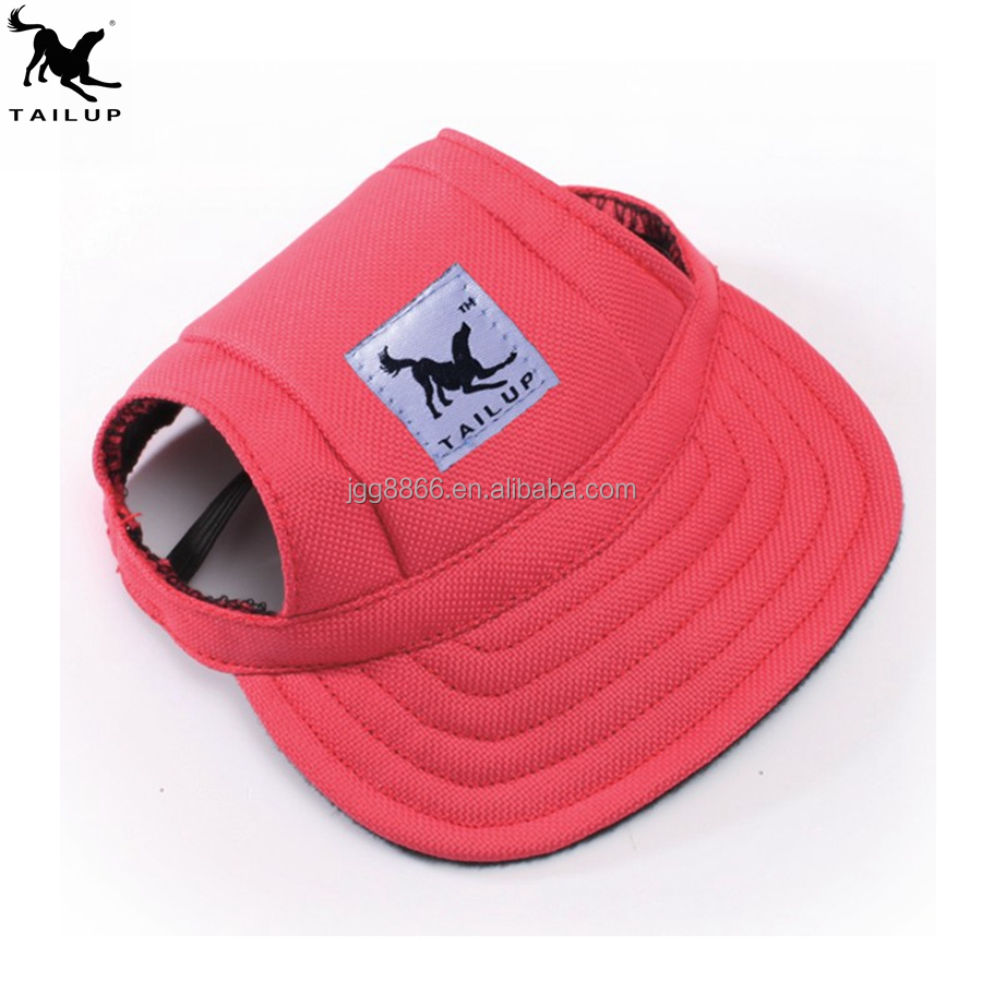 2019 TAILUP Pet Accessories Dog Hats Cute Adjustable Pet Baseball Cap