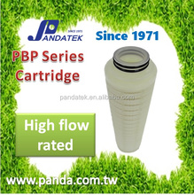 "Applicable in Magnetic media get rid of Dust pleated Collector Filter Cartridge 10"" to 40"" length PBP pleated filter cartridge"